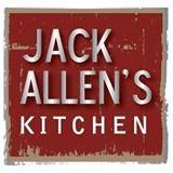 This is the restaurant logo for Jack Allen's Kitchen