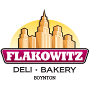 Restaurant logo for Flakowitz