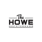 This is the restaurant logo for The Howe Daily Kitchen & Bar