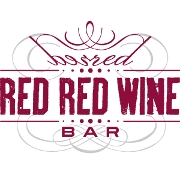 This is the restaurant logo for Red Red Wine Bar