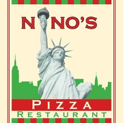 This is the restaurant logo for Nino's Italian Restaurant