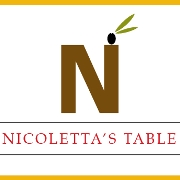This is the restaurant logo for Nicoletta's Table and Marketplace