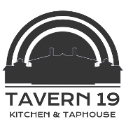 This is the restaurant logo for Tavern 19 - Independence Golf Club