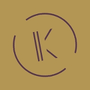 This is the restaurant logo for Next of Kin Restaurant