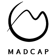 This is the restaurant logo for Madcap