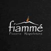 This is the restaurant logo for Fiamme