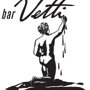 This is the restaurant logo for bar Vetti