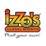 Restaurant logo for Izzo's Illegal Burrito