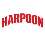 This is the restaurant logo for Harpoon Riverbend Taps & Beer Garden
