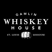 This is the restaurant logo for Gamlin Whiskey House