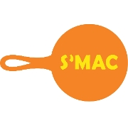 This is the restaurant logo for S'MAC