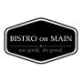 Restaurant logo for Bistro on Main