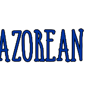 This is the restaurant logo for Azorean Cafe