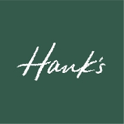 This is the restaurant logo for Hank's
