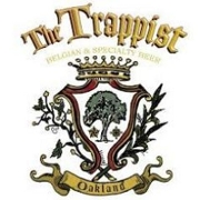 This is the restaurant logo for THE TRAPPIST