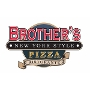 Restaurant logo for Brother's Pizza