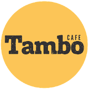 This is the restaurant logo for Tambo Cafe
