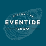 This is the restaurant logo for Eventide Fenway