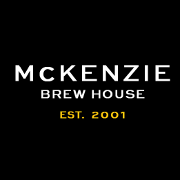 This is the restaurant logo for McKenzie Brew House
