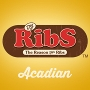 Restaurant logo for TJ Rib's