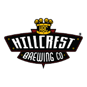 This is the restaurant logo for Hillcrest Brewing Company