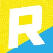 This is the restaurant logo for Revel Kitchen
