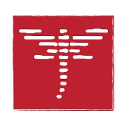This is the restaurant logo for Dragonfly Izakaya & Fish Market
