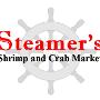 Restaurant logo for Steamer's Shrimp and Crab Market