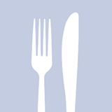 This is the restaurant logo for Brewer's Fork