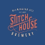 Restaurant logo for Stitch House Brewery