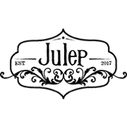 This is the restaurant logo for Julep