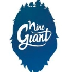 This is the restaurant logo for Nine Giant Brewing