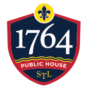 This is the restaurant logo for 1764 Public House