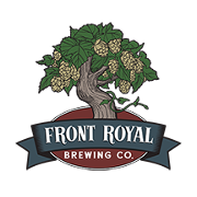 This is the restaurant logo for Front Royal Brewing Co