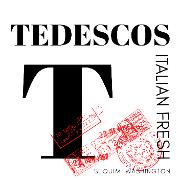 This is the restaurant logo for Tedescos Italian Fresh