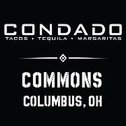 This is the restaurant logo for Condado Tacos