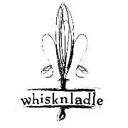 This is the restaurant logo for Whisknladle Hospitality