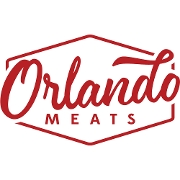 This is the restaurant logo for Orlando Meats