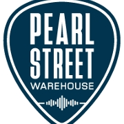 This is the restaurant logo for Pearl Street Warehouse