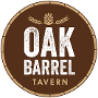 Restaurant logo for Oak Barrel Tavern