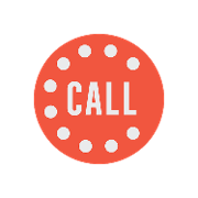 This is the restaurant logo for Call