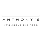 This is the restaurant logo for Anthony's Creative Italian