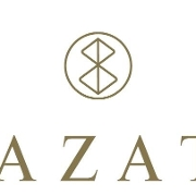 This is the restaurant logo for Bazati