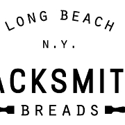 This is the restaurant logo for Blacksmith's Breads