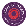 Restaurant logo for Bombay Wraps