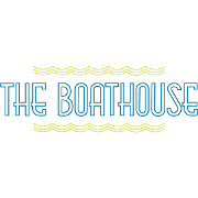 This is the restaurant logo for The Boathouse at Sunday Park