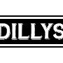 Restaurant logo for Dillys Restaurant and Bar