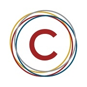 This is the restaurant logo for Corked Bar & Grill