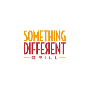 This is the restaurant logo for Something Different Grill