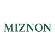 This is the restaurant logo for Miznon